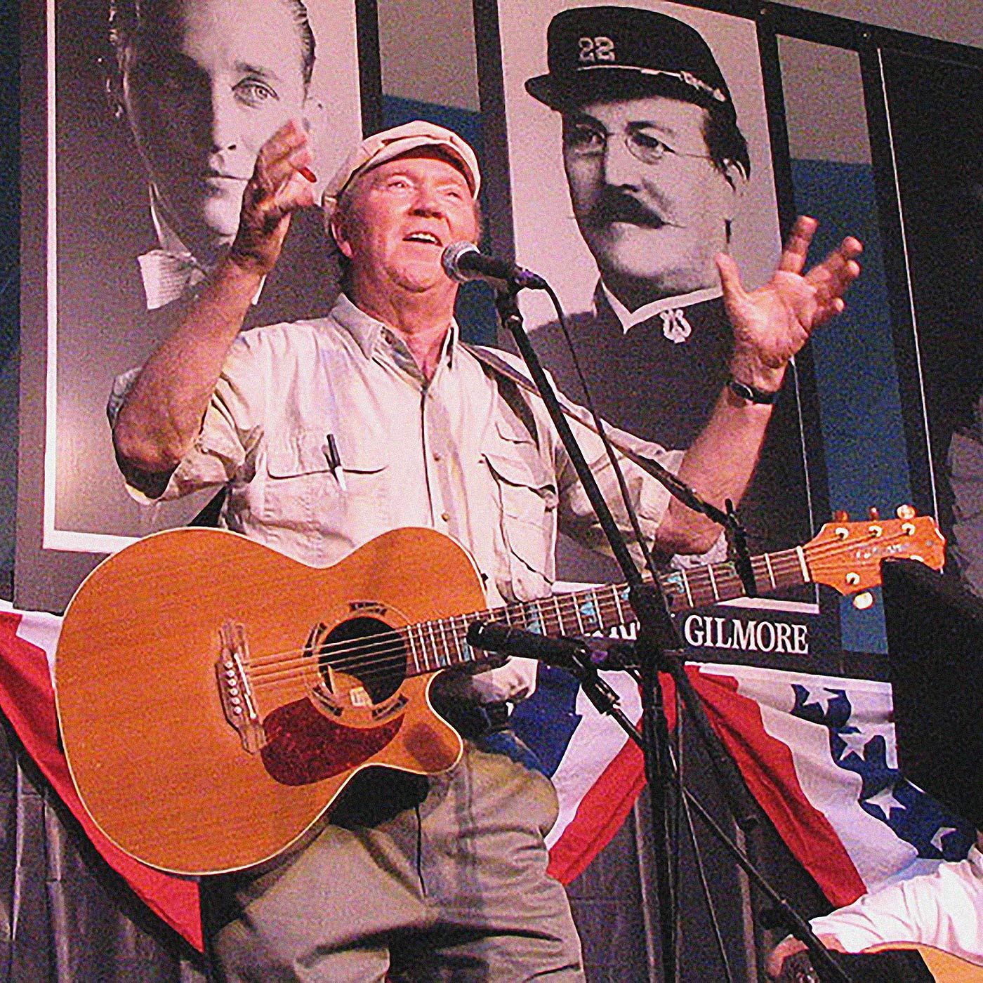 A Parting Glass for Liam Clancy